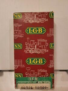 LGB 1015K Reverse Loop Track Set EX/Box