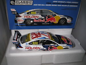 CLASSIC 1/18 HOLDEN COMMODORE 2020 WHINCUP LOWNDES BATHURST FINAL FACTORY 18737
