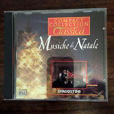 AA VV - MUSICHE DI NATALE - COMPACT COLLECTION CLASSICA DE AGOSTINI