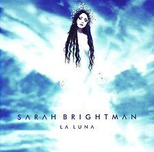 """SARAH BRIGHTMAN """"LA LUNA (NEW VERSION)"""" CD NEU"""