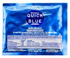 Loreal Quick Blue Powder Bleach Packets 1oz