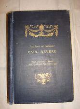1891 The LIFE OF Colonel PAUL REVERE Elbridge Henry Goss Contents of Vol. 2 II