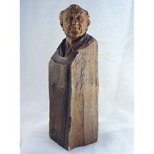 Black Forest Herm of Monk        by Hermann (Ermanno) Steiner (Polish,1878-1963)