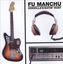 (Godzilla's) Eatin' Dust by Fu Manchu (Cd, Nov-2010, Cobraside)