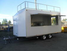 Mobile Food Van 7m X 2.4m NEW CUSTOM MADE (finance available to approved people)
