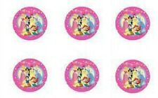 Disney Princesses Edible Party Image Cupcake Topper Frosting Icing Sheet Circles