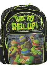 "Nickelodeon Teenage Mutant Ninja Turtles 16"" inches Large Backpack Brand New"