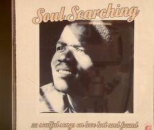 SOUL SEARCHING - 22 Soulful Songs on Love Lost and Found