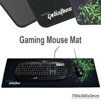 NEW Anti-slip Large Gaming Mouse pad Keyboard Mat Laptop Computer PC Mice Mat
