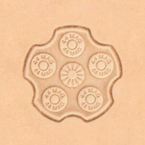 Ivan 2D Leather Stamp - Magnum Cylinder (8591-00)