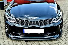 For Kia Optima Front Bumper Lip Cup Skirt Lower spoiler Chin Valance Splitter