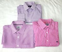 Mens Bundle of 3 Medium Sized Casual or Formal Shirts M&S Rydale Tailor & Cutter