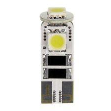 2 SUPER LAMPADINE POSIZIONE JUMBO LED TRIFOCUS CAN BUS  6000K T10 W5W WHITE