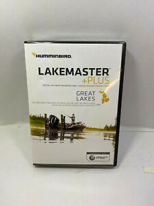 Humminbird LakeMaster Plus Great Lakes v2.0, pn: 600015-6