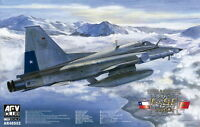 AFV Club 1/48 AR48S02 CHILE & MOROCCO F-5E Tiger III