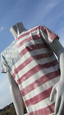 NEW LARGE Ralph Lauren flag t-shirt American Denim Supply red white blue mens US