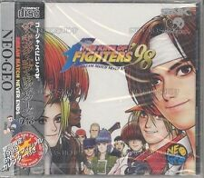 Neo-Geo CD The King of Fighters 98 Japanese New Free Shipping