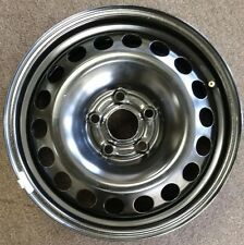 "15"" CHEVY CRUZE FACTORY OEM STEEL WHEEL15x6 2016 RIM ONLY FITS VIN B 4th DIGIT"