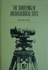 SURVEYING OF ARCHAEOLOGICAL SITES, 1994 BOOK