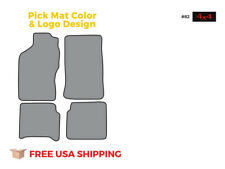 1995-2004 Toyota Tacoma 1 pc Front Factory Fit Floor Mat Manual Trans - 2WD