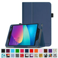 "PU Leather Folio Case Cover Stand for ASUS ZenPad Z8s ZT582KL 7.9"" Tablet 2017"