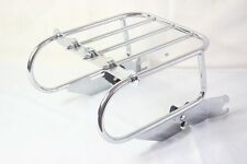 Detachable Two Up Tour Pak Luggage Rack 4 Harley Heritage Softail Springer FLSTS