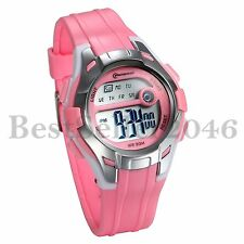 Children Waterproof Multifunction Wrist Watch Digital Alarm for Girls Boys Watch