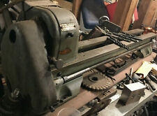 Vtg Craftsman 6 X 36 Metal Lathe Timken Bearings Runs Needs New Half Nuts