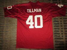 Pat Tillman 1998 Arizona Cardinals NFL Football Puma Jersey XL Rookie