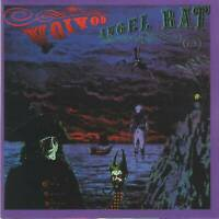 VOIVOD - ANGEL RAT (1991) Canadian Thrash Metal CD Jewel Case+FREE GIFT