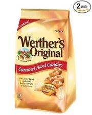 Werther's Original Caramel Hard Candy, 34.0-Ounce Bags (Pack of 2)