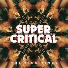 The Ting Tings - Super Critical NEU LP