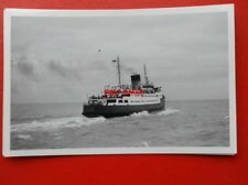PHOTO  FERRY INVICTA AT FOLKESTONE 12/11/66 VIEW 3
