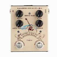 Caline CP-40 DI Box for Acoustic Guitars Preamp and D.I. Box Guitar Effect Pedal