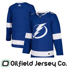 HOT PRICE - Tampa Bay Lightning Adidas Authentics Home Jersey - NWT Size 3xl