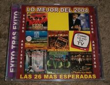 Lo Mejor Del 2004~RARE Best Of 2004 As Seen On TV Latin Comp CD~26 Tracks~FAST!
