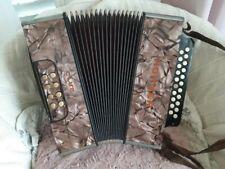 accordeon HOHNER CLUB 2 DIATO