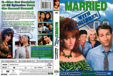 MARRIED with Children The Second Season NEW 3 DVD FREE POST mmoetwil@hotmail.com