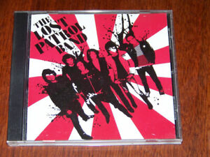 """The Lost Patrol Band"" Self titled; 2005 CD"