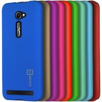 "Slim Rubberized Hard Matte Colorful Phone Cover Case for Asus Zenfone 2E 5.0"""
