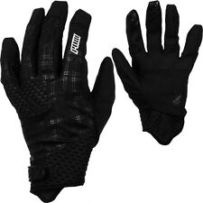 Pow Gloves Rake Glove - Men's Size Small Black Plaid - Mountain Bike BMX