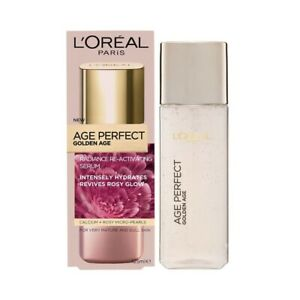 L'Oreal Age Perfect Golden Age Radiance Re-activating Serum 125ml