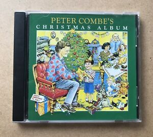 Peter Combe's Christmas Album CD - Signed / Autographed - ABC For Kids *RARE