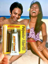 Sun Cure Fiberfill Mini Tube 1 Oz Ding All Repair Shortboard Longboard Surfboard