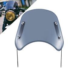 Universal 5-7 inch Headlight Fairing Windshield for Honda Yamaha Kawasaki Suzuki