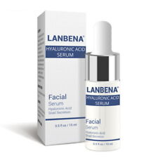 Hyaluronic Acid Snail Secretion Facial Serum Restore Skin Vitality Lifting 15ml