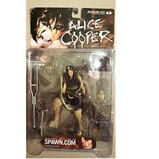 Spawn Alice Cooper Action Figure McFarlane JC