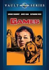 Games - DVD - Simone Signoret - James Caan - Katharine Ross