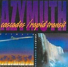 Cascades & Rapid TRANSIT by Azymuth CD 025218478823