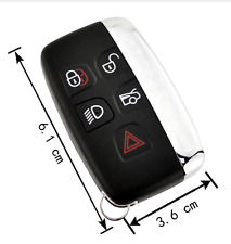 Smart Remote Key Shell Case Fob 5 Button for Land Rover Range Rover Sport LR4